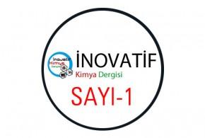 inovatifkimyadergisisayi1 290x195 - İnovatif Kimya Dergisi Sayı-1