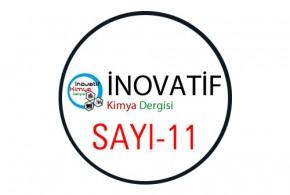 inovatifkimyadergisisayi11 290x195 - İnovatif Kimya Dergisi Sayı-11