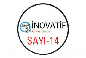 inovatifkimyadergisisayi14 290x195 - İnovatif Kimya Dergisi Sayı-14