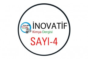 inovatifkimyadergisisayi4 290x195 - İnovatif Kimya Dergisi Sayı-4