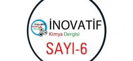 inovatifkimyadergisisayi6 272x125 - İnovatif Kimya Dergisi Sayı-6