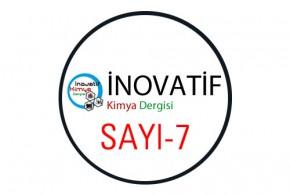 inovatifkimyadergisisayi7 290x195 - İnovatif Kimya Dergisi Sayı-7