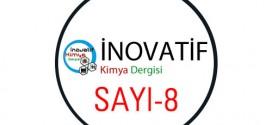 inovatifkimyadergisisayi8 272x125 - İnovatif Kimya Dergisi Sayı-8