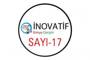 inovatifkimyadergisisayi17 290x195 - İnovatif Kimya Dergisi Sayı-17