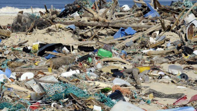 Akdeniz plastik çöplüğüne dönüşüyor