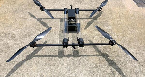 Hidrojen ile çalışan hava aracı 4 saat boyunca uçabiliyor