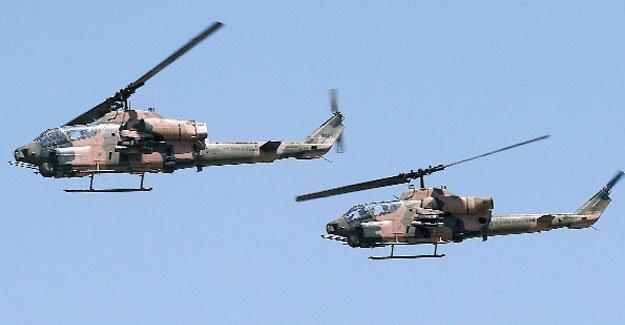 Sikorsky'lere Kara Kutu Roketlere Türk Yakıtı