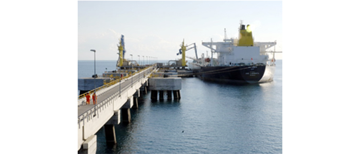 Ceyhan Limanı'na Mayıs ayında 18 milyon varil petrol aktı