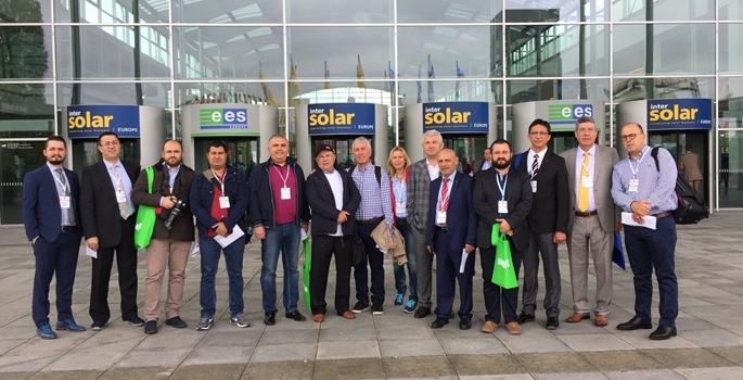 EBSO, Alman sanayicileri enerji yatırımına çağırdı