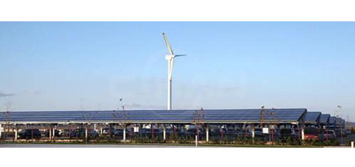 Gediz Üniversitesi, Türkiye'nin en büyük hibrit enerji santralini kurdu