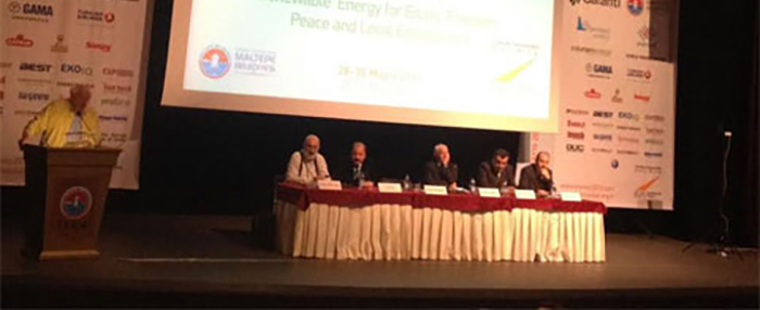 'Yenilenebilir enerji mümkün'