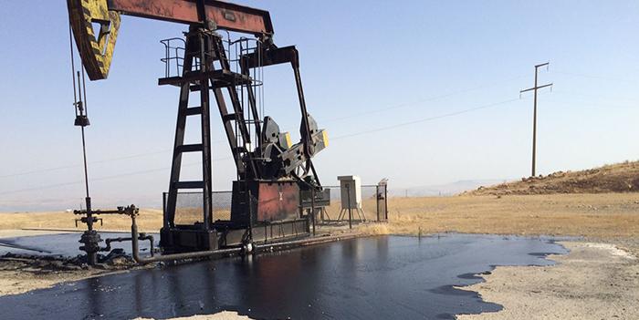 Batman'da petrol üretim kuyularına sabotaj