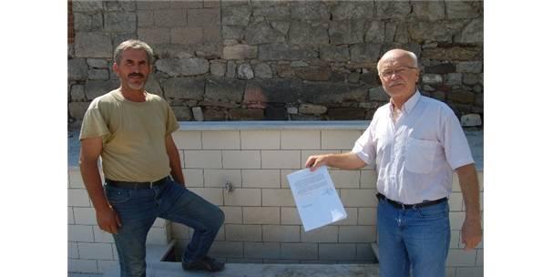 Bu köy 35 yıldır su yerine zehir içiyor