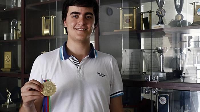 Kimyada dünya şampiyonu Türkiye'den