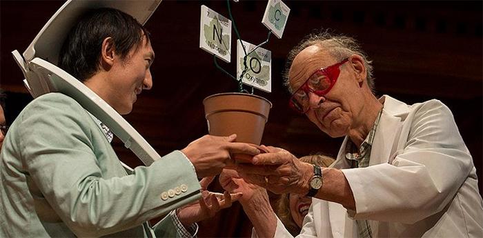 Harvard Üniversitesi'nin 'Ig Nobel Ödülleri' sahiplerini buldu