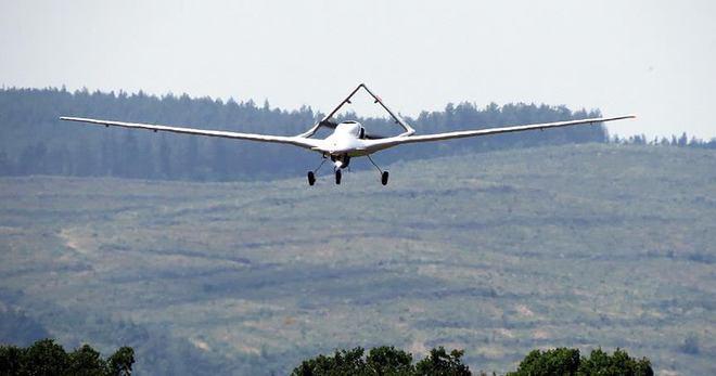 Borla çalışan insansız hava araçları