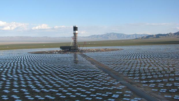 Tek çare yenilenebilir enerji