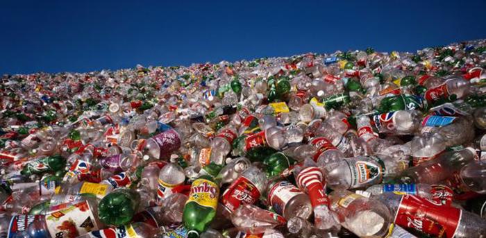 Dünyadaki plastik atık miktarı 5 milyar tona ulaştı