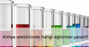 kimya sektorunde hangi egitimleri faydali buluyorsunuz 310x165 - Kimya sektöründe hangi eğitimleri faydalı buluyorsunuz?