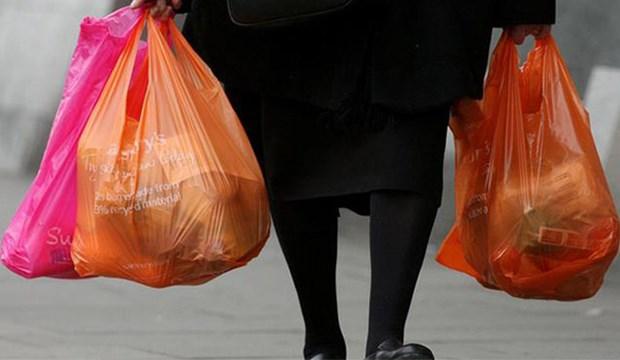 Almanya'da plastik poşetler paralı olacak