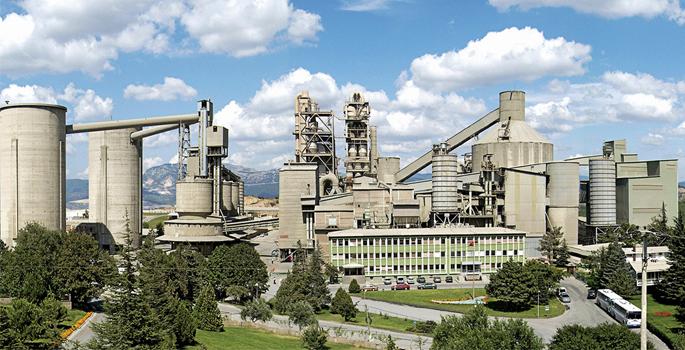 Bursa Çimento Atıktan Mucize Çıkardı