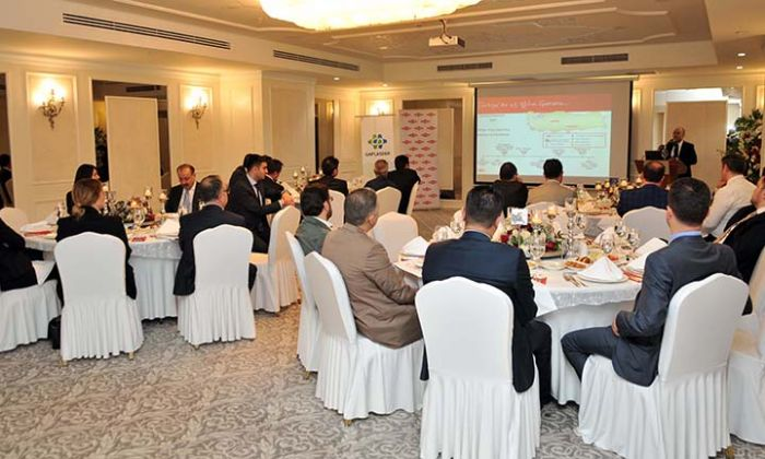 Dow Türkiye, Gaziantep'te Gaplasder Üyeleri ile Buluştu