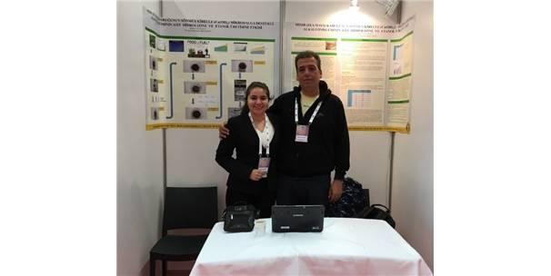 Ortaöğretim Araştırma Projeleri Final Yarışmasında Kimya Projesi Üçüncü Oldu