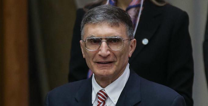 Prof. Dr. Aziz Sancar, yarın Türkiye'ye Geliyor