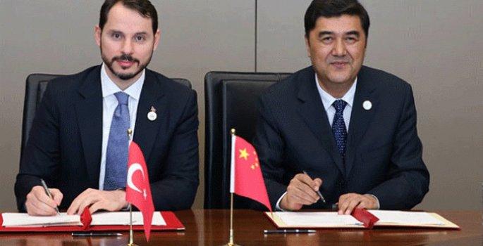 Çin ile Nükleer İşbirliği
