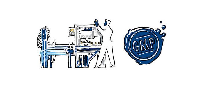 İlaç Sanayi'de GMP