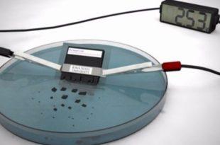 suyun icinde tamamen cozulen batarya uretildi 310x205 - Suyun içinde tamamen çözülen batarya üretildi