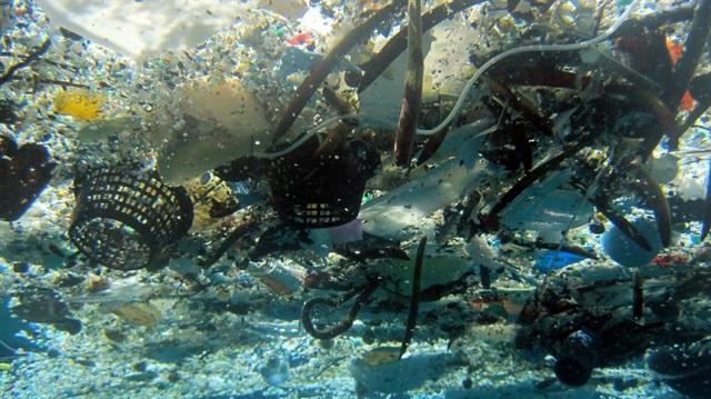 Okyanuslardaki Plastiği Temizleyecek Proje