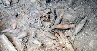 istanbul avcilar da 1400 yillik ilac siseleri bulundu 310x165 - İstanbul Avcılar'da 1400 yıllık ilaç şişeleri bulundu