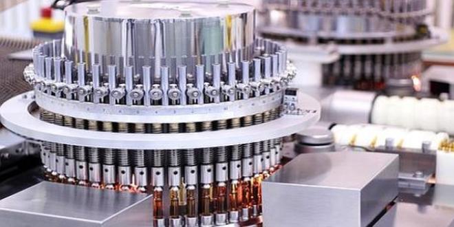 Gelişmemiz kozmetik ve ilaç sektörlerine bağlı