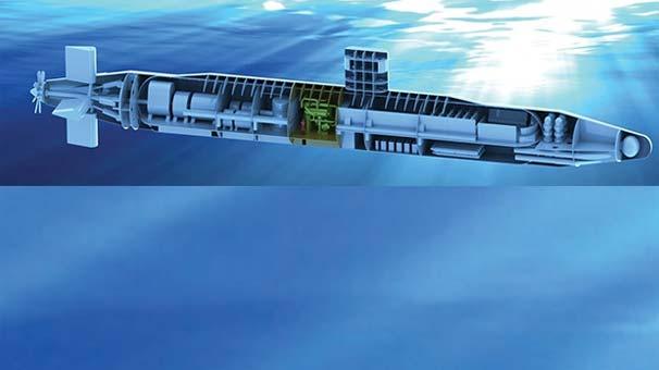 Yakıtı Karbondioksit Olan Türk Denizaltısı Geliştirildi