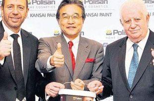 boya ureticisi polisan japonlara ortak oldu 310x205 - Boya üreticisi Polisan Japonlara ortak oldu