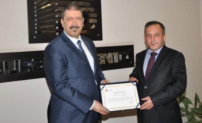 Bursa Çimento'ya Kurumlar Vergisi Ödülü