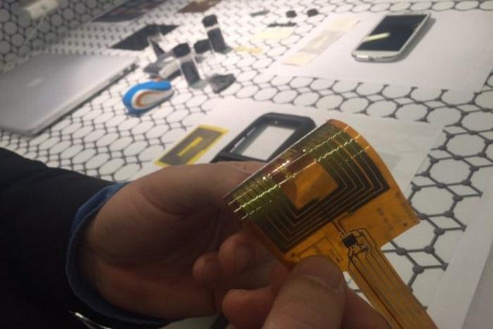 Grafen ile esnek yapılı antenler dönemi açılıyor