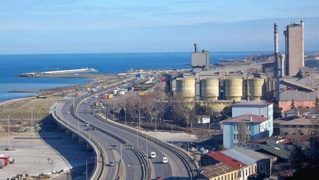 Trabzon'da Çimento fabrikası bugün kapanıyor