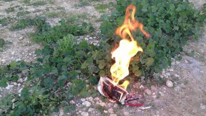 Bilim adamları yanmayan pil geliştirdiler