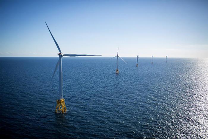 Dev Rüzgar Türbinleri Artık 8 Megawatt ve Daha da Büyümekte
