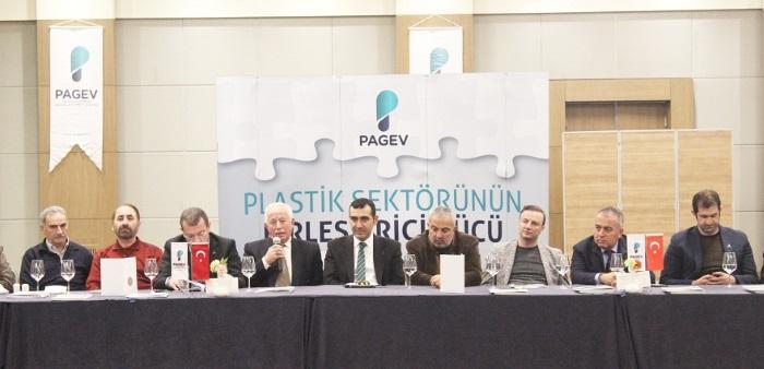Konya'da plastik sektörü konuşuldu