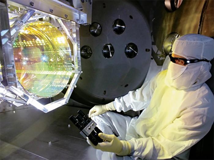 Özelleştirilmiş Kaplamalar, Yerçekimi Dalgalarını Tespit Ediyor