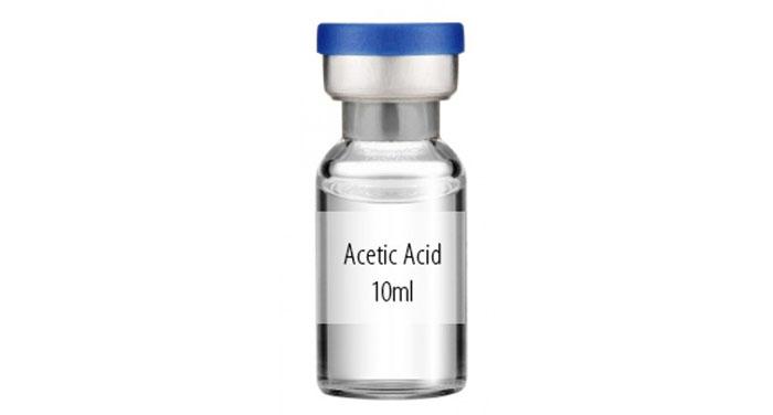 Asetik Asit – CH3COOH