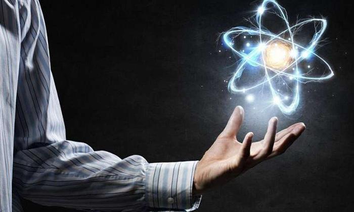 Atomlar Çoğunlukla Boşluktan Oluşuyorsa Objeler Neden Katı Görünür?