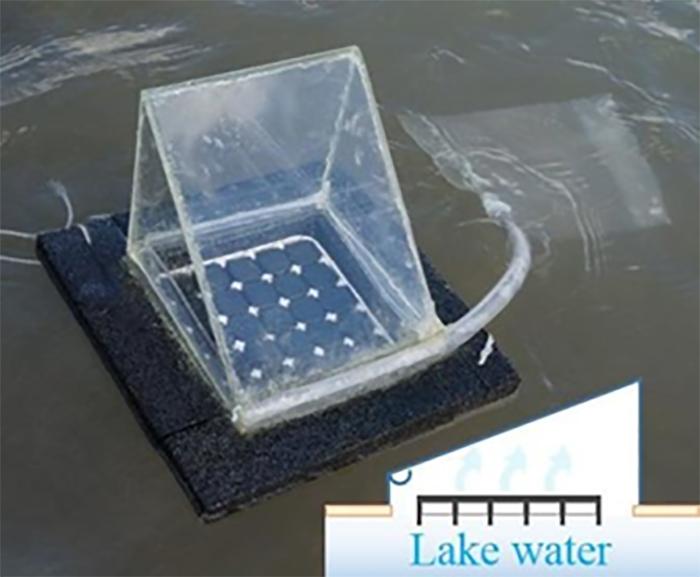 Güneş enerjisini kullanarak çok yüksek verimle çalışan bir su arıtıcısı geliştirdiler!