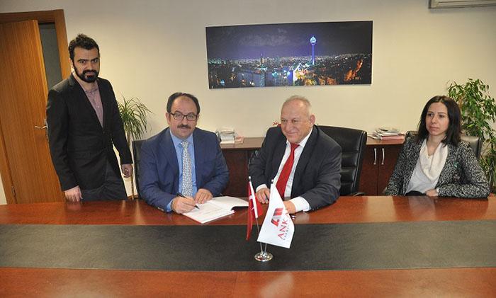 Hacettepe Üniversitesi Plastik ve Kauçuk Bilimi ve Teknolojileri Test ve Mükemmeliyet Merkezi İçin Fizibilite Çalışması projesi imzalandı