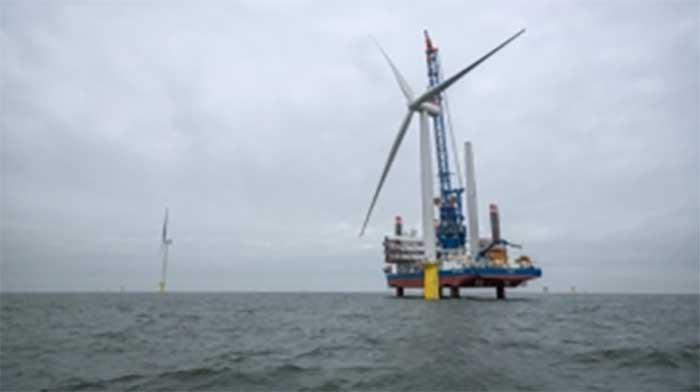 İngiltere'de Rüzgar Çiftliğinden Evlere Verilen İlk Elektrik – Dudgeon Açık Deniz Rüzgar Çiftliği
