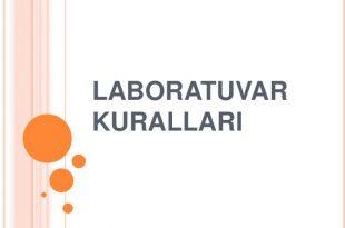 laboratuvarda dikkat edilmesi gerekenler 310x205 - Laboratuvarda Dikkat Edilmesi Gerekenler
