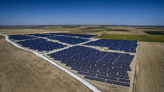 Orta Doğu & Kuzey Afrika'nın Sahip Olduğu Güneş Enerjisi